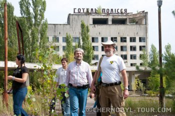 Two-, three-, four-, five- and seven-day tours to the Chernobyl zone and Pripyat-town
