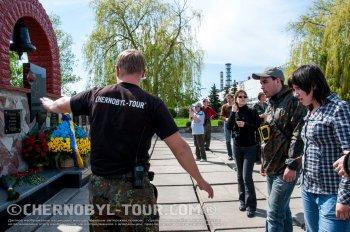 Visite organisée d'une journée dans la zone de Tchernobyl et de la ville de Pripyat