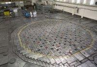 La salle du réacteur