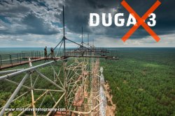 Радар ЗГРЛС ДУГА-3 Чернобыль-2 не существует