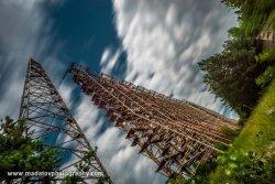 Радар ЗГРЛС ДУГА-1 Чернобыль-2
