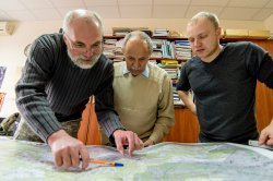 The CHORNOBYL TOUR research department